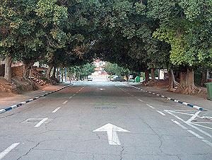Гедера. Фотография с сайта gedera.net