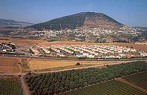 Кфар-Тавор. Фотография с сайта kefar-tavor.muni.il