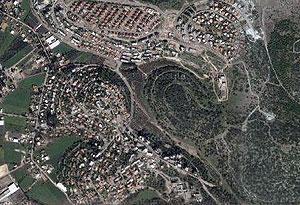 Рехасим. Фотография с сайта maps.google.com